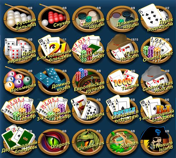 Все игры на деньги имеют встроенный